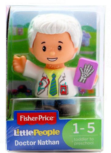 Fisher-Price Little People Doctor Nathan